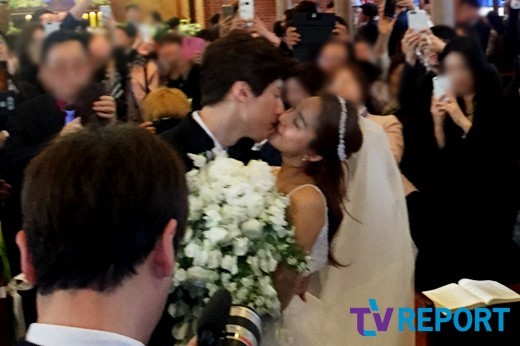 Bada Has Gotten Married Korea Dispatch