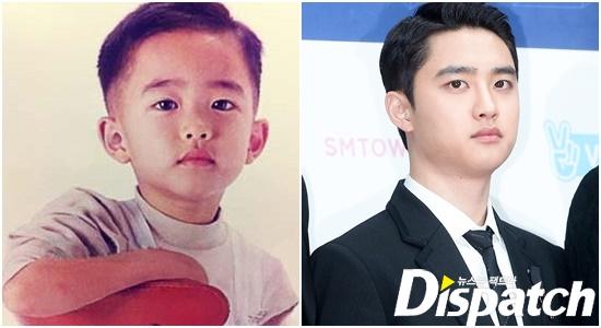 Photos Of Baby Exo Members Korea Dispatch