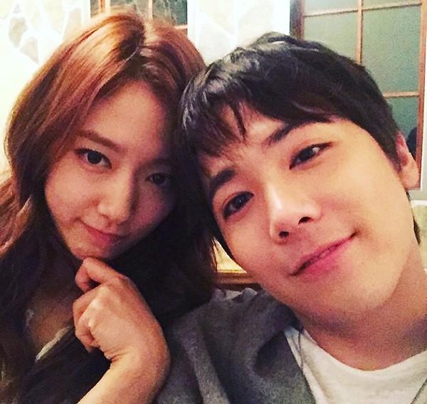 Another Friendship Goal: Park Shin Hye & Lee Hong Ki | Korea