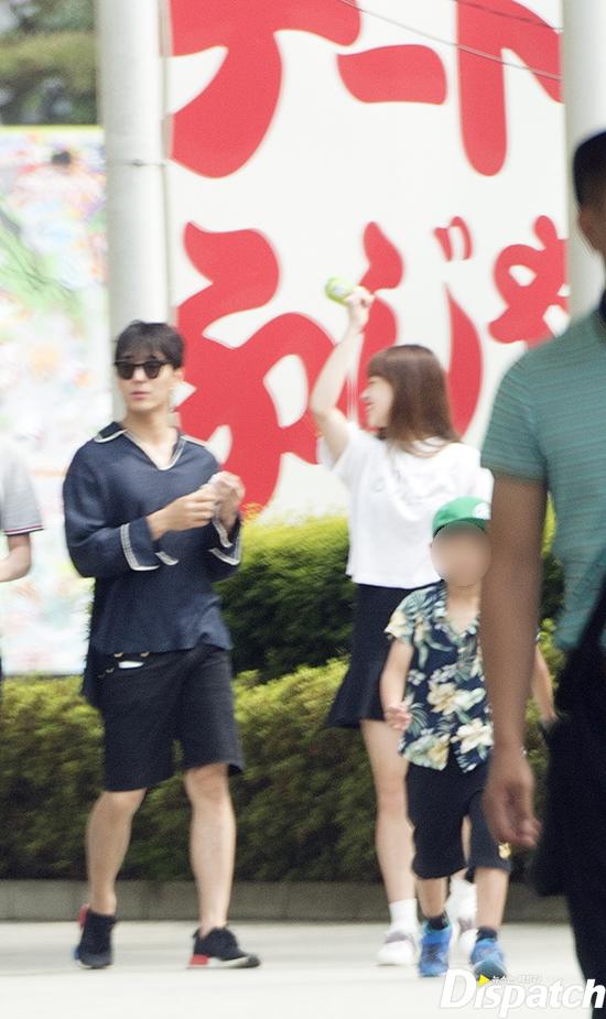 FT Island's Choi Jonghoon and Son Yeonjae's Date Photos