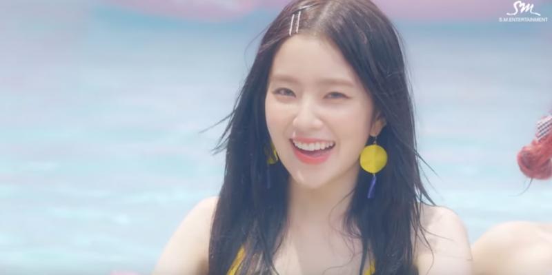 Red Velvet's Irene In Bikini in 'The Red Summer Vacation