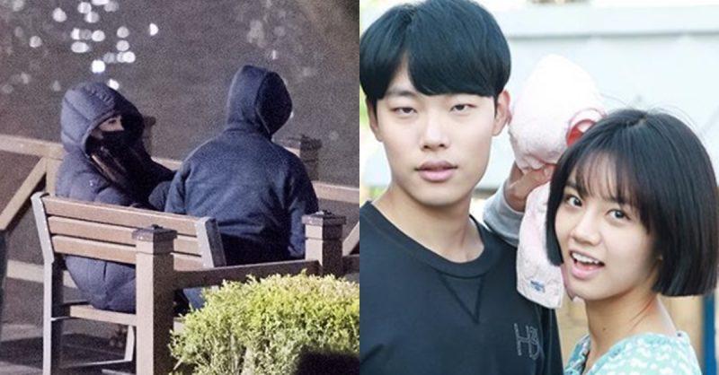 Hyeri & Ryu Jun Yeol's Agencies Confirm Their Relationship   Korea Dispatch