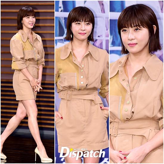 Actress ha ji won at hospital ship press conference korea dispatch actress ha ji won at hospital ship press conference stopboris Choice Image