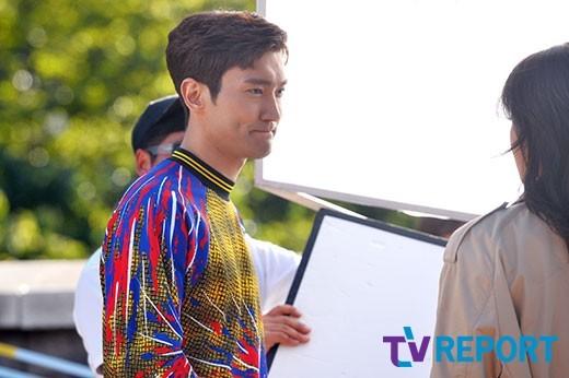 Choi Siwon Filming tvN Drama 'Revolution'   Korea Dispatch