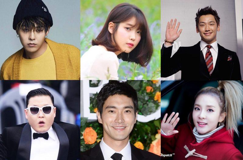 Seoul Sarah 2018 S Top 15 Richest Kpop Idols Korea Dispatch